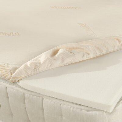 silentnight impress memory foam mattress topper u0026 reviews wayfaircouk