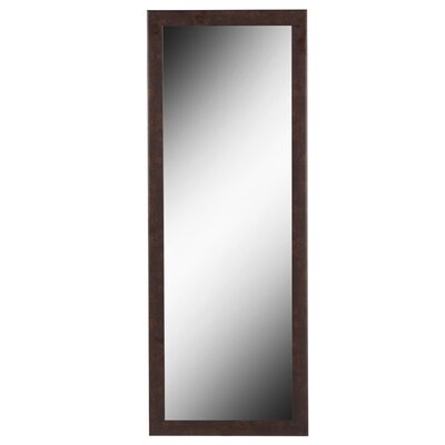 Wall Mounted Full Length Mirror red barrel studio wall mounted full length mirror & reviews | wayfair
