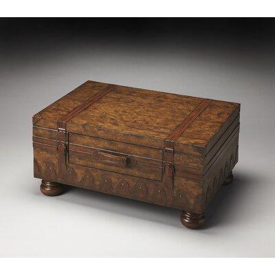 butler coffee table trunk & reviews | wayfair