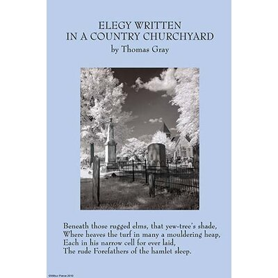 essay on elegy written in a country churchyard Elegy written in a country churchyard top of form search bottom of form first page of dodsley s illustrated edition of gray selegy with illustration by.