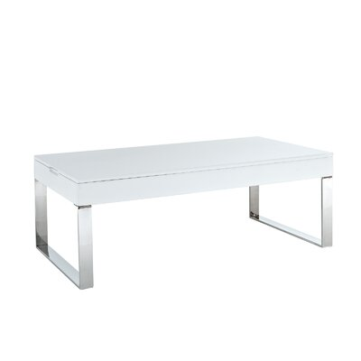 modway gloss coffee table & reviews | wayfair
