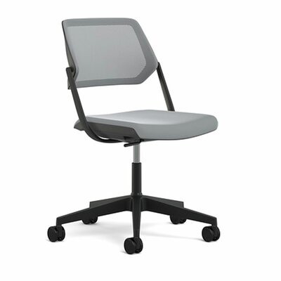 steelcase qivi mid-back mesh desk chair & reviews | wayfair