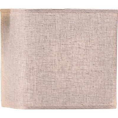 the lighting u0026 interiors group hessian rectangular lamp shade u0026 reviews wayfaircouk - Rectangular Lamp Shades