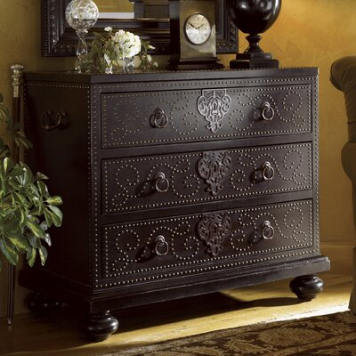 Tommy Bahama Home Kingstown Tortola 3 Drawer Dresser & Reviews ...