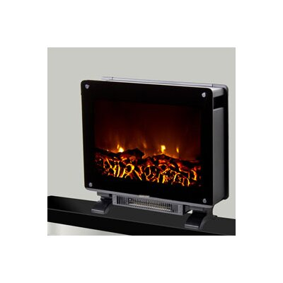 Warm House Dallas Free Standing Electric Fireplace & Reviews   Wayfair