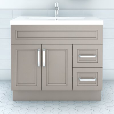 "cutler kitchen & bath urban 36"" vanity & reviews 