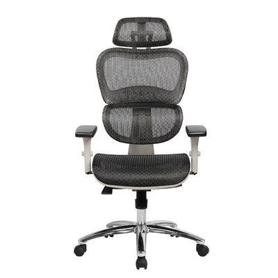 latitude run cherise deluxe mesh high-back desk chair with neck