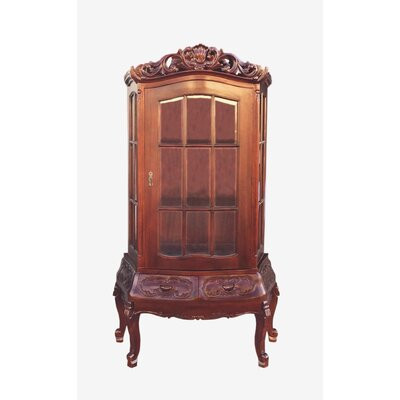 D-Art Collection Victorian China Cabinet & Reviews | Wayfair