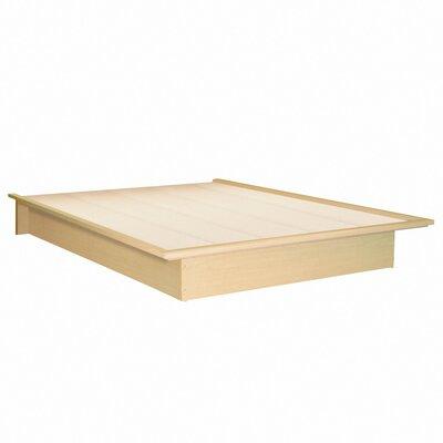 south shore copley platform bed reviews wayfair - Panel Bed Frame