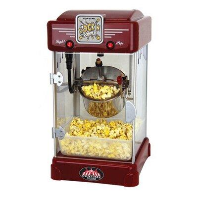 Good Funtime Popcorn Machines 2.5 Oz. Tabletop Kettle Popcorn Machine U0026 Reviews  | Wayfair