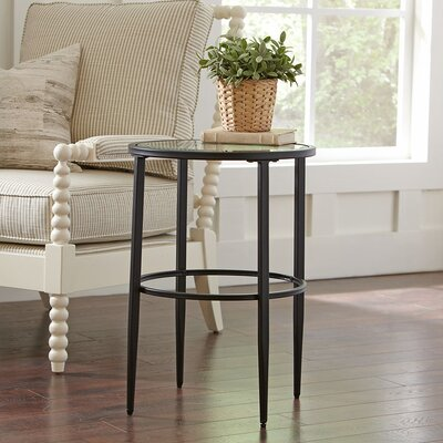 Birch Lane™ Harlan Round Side Table U0026 Reviews | Wayfair