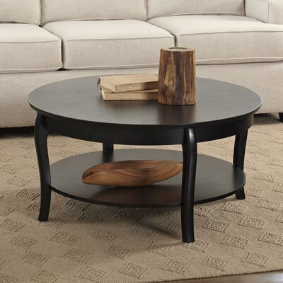Birch Lane™ Alberts Round Coffee Table U0026 Reviews | Wayfair
