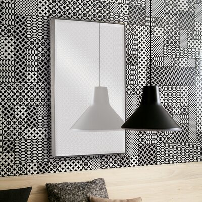Beveled Wall Mirror ren-wil beveled wall mirror & reviews | wayfair
