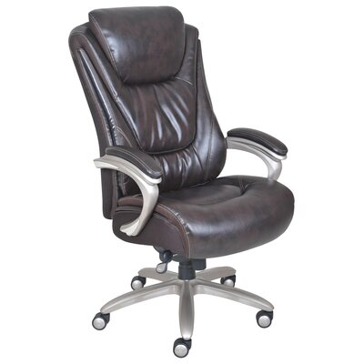 serta at home blissfully executive chair & reviews | wayfair