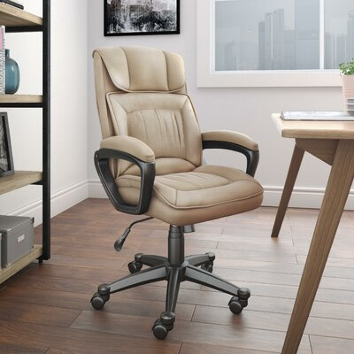 serta at home cyrus executive chair & reviews | wayfair