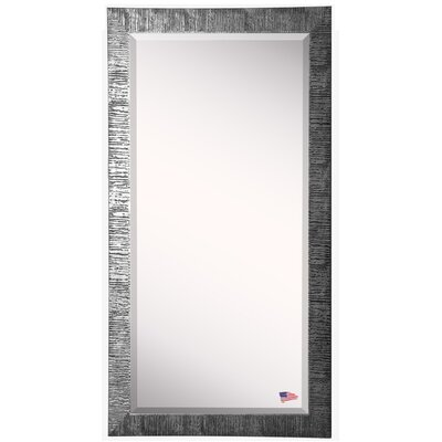 Tall Wall Mirrors world menagerie denver tall wall mirror & reviews | wayfair