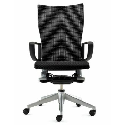 haworth x99 high-back mesh desk chair | wayfair