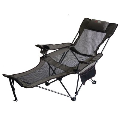 sc 1 st  Wayfair & ORE Furniture Portable Mesh Reclining Beach Chair u0026 Reviews | Wayfair islam-shia.org