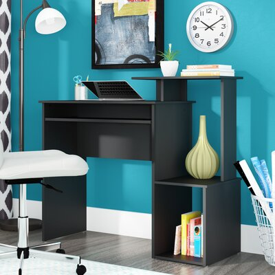 Zipcode design paisley home office computer desk reviews wayfair publicscrutiny Choice Image