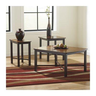 signature designashley bambi 3 piece coffee table set