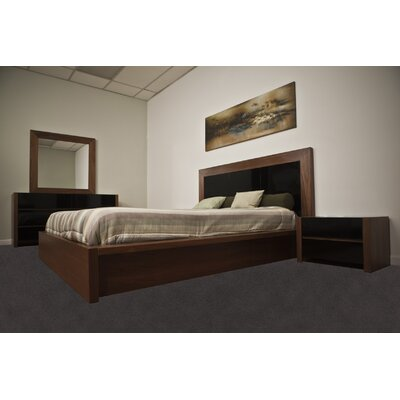 Hokku Designs Traxler Platform Bed U0026 Reviews | Wayfair