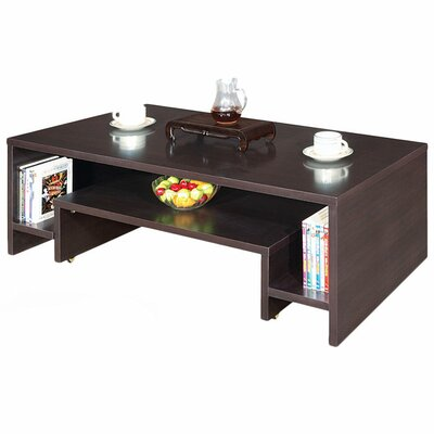 hokku designs paige coffee table & reviews | wayfair