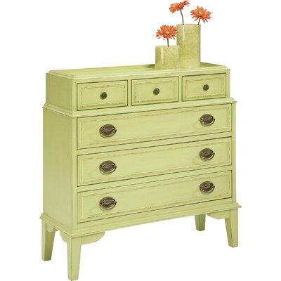 pistachio pudding 6 drawer accent chest u0026 reviews wayfair