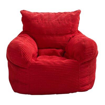 Zipcode Design Solid Color Polystyrene Bean Bag Chair & Reviews | Wayfair - Zipcode Design Solid Color Polystyrene Bean Bag Chair & Reviews