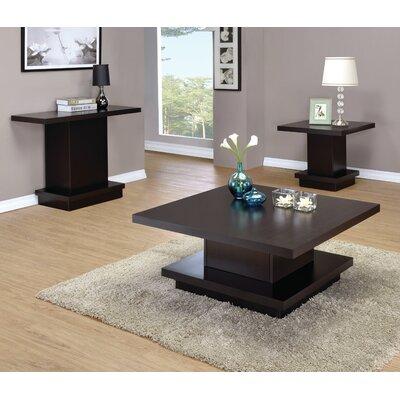 Zipcode Design Kassidy Piece Coffee Table Set Reviews Wayfair