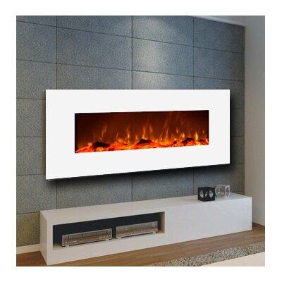 Zipcode Design Wall Mount Electric Fireplace Reviews Wayfair