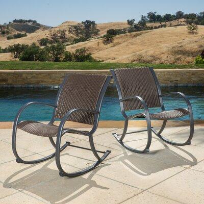 Home Loft Concepts Gracies Rocking Chair U0026 Reviews | Wayfair