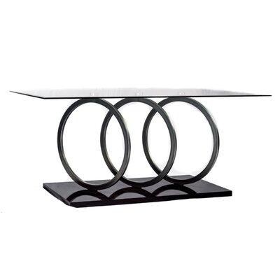 . Hazelwood Home Modern Ring Coffee Table   Reviews   Wayfair