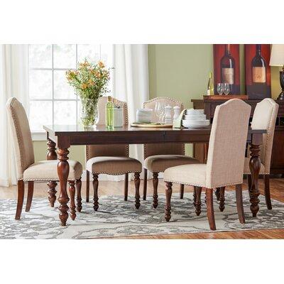 three posts lanesboro 7 piece dining set & reviews   wayfair