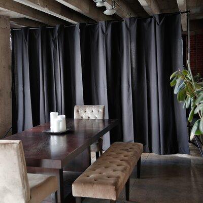 RoomDividersNow Muslin Freestanding Room Divider Kit Reviews