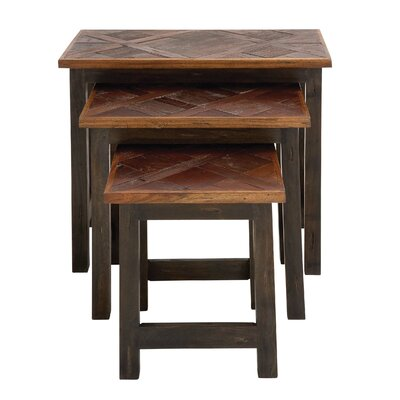 Cole U0026 Grey 3 Piece Nesting Tables U0026 Reviews | Wayfair