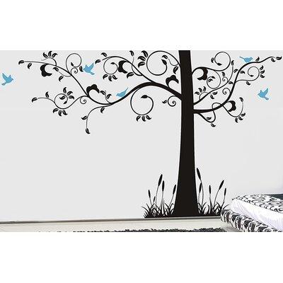 Pop Decors Super Elegant Tree Wall Decal U0026 Reviews | Wayfair Part 87