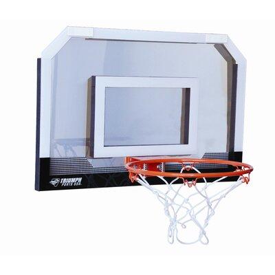 Triumph Sports USA Door Court Over the Door Basketball Set ...