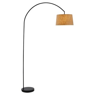 row arched floor lamp arc base brass uk