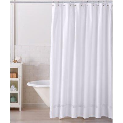 Home Fashion Designs Aurora 100 Cotton Shower Curtain Reviews Wayfair