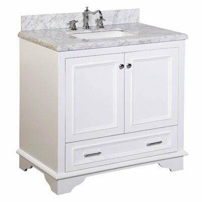 KBC Nantucket 36 Single Bathroom Vanity Set Reviews Wayfair