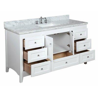 KBC Abbey 60 Single Bathroom Vanity Set Reviews Wayfair