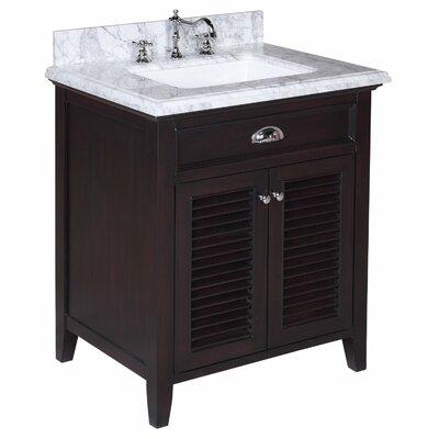 KBC Savannah 30 Single Bathroom Vanity Set Reviews Wayfair