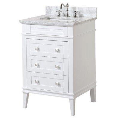 KBC Eleanor 24 Single Bathroom Vanity Set Reviews Wayfair