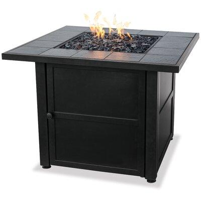 Blue Rhino Uniflame Ceramic Tile LP Gas Fire Pit Table U0026 Reviews | Wayfair