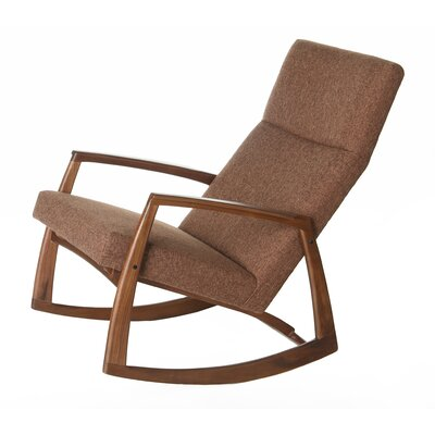 Design Tree Home Hans Wegner Style Rocking Chair  Wayfair
