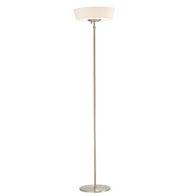 halogen torchiere floor lamp walmart with task light dexter led reading