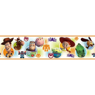 Wallhogs Disney Toy Story 3 Room Border Wall Mural Reviews Wayfair