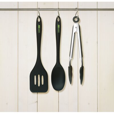Amazing Master Pan 3 Piece Silicone Kitchen Utensils Set U0026 Reviews | Wayfair