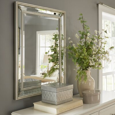 Window Wall Mirror darby home co wilson wall mirror & reviews | wayfair