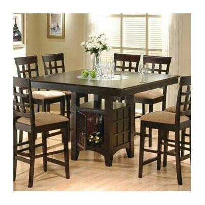 Alcott Hill Melvin Counter Height Dining Table U0026 Reviews | Wayfair